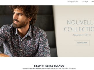 Stock unifié et ship from store chez Serge Blanco
