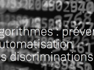 Algorithmes et discriminations